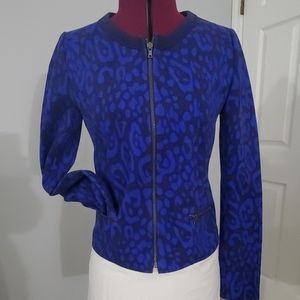 NWT Jacket with front zipper front GAP  Size 4